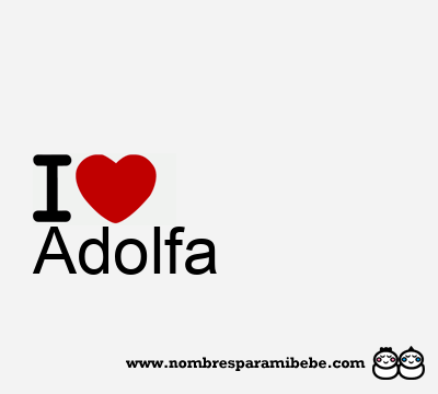 Adolfa