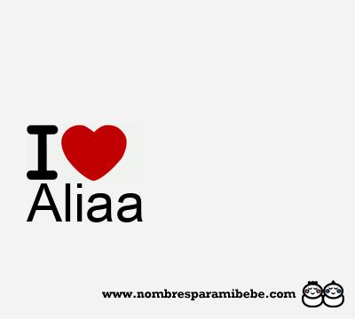Aliaa