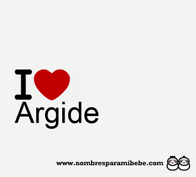 Argide