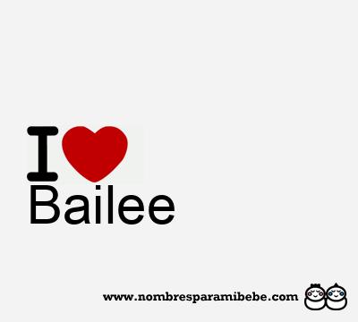 Bailee