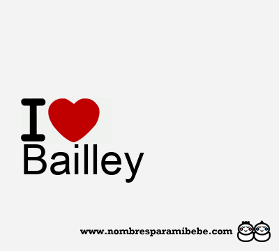 Bailley