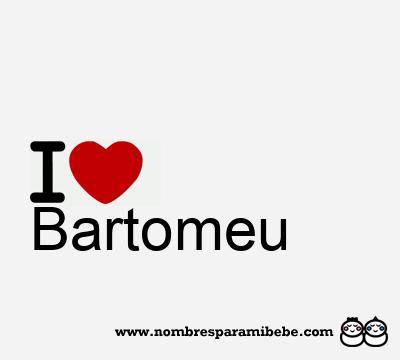 Bartomeu