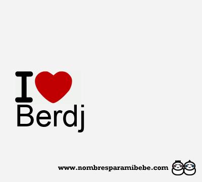 Berdj