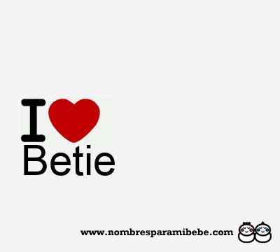 Betie