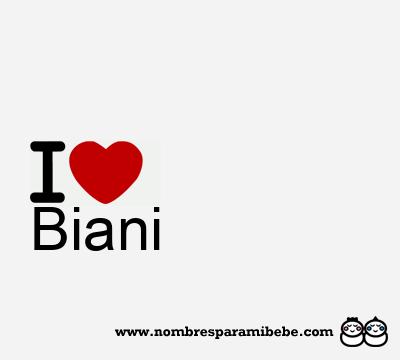 Biani