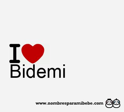 Bidemi