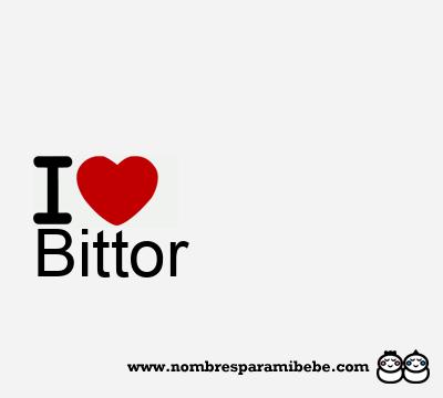 Bittor