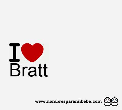 Bratt