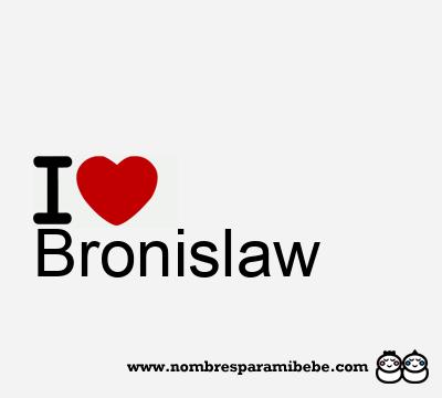 Bronislaw