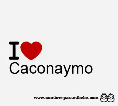 Caconaymo