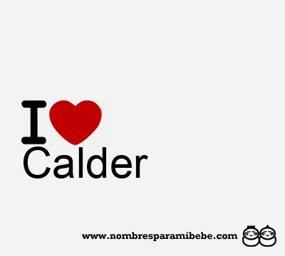 Calder