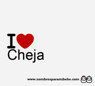 Cheja