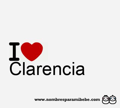 Clarencia