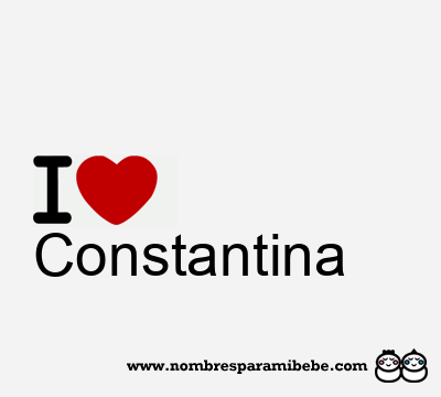Constantina