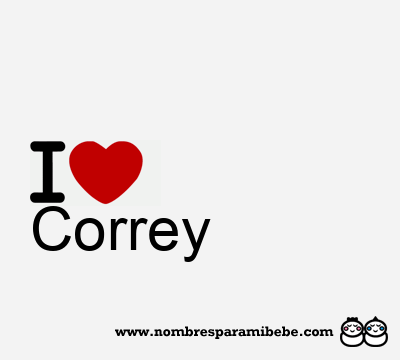 Correy