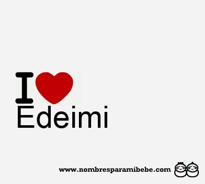 Edeimi