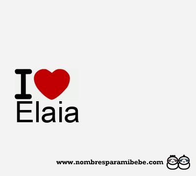 Elaia