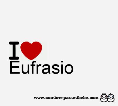 Eufrasio