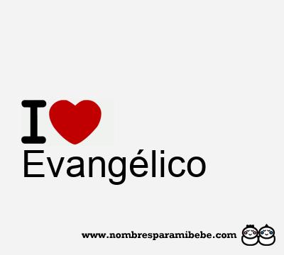Evangélico