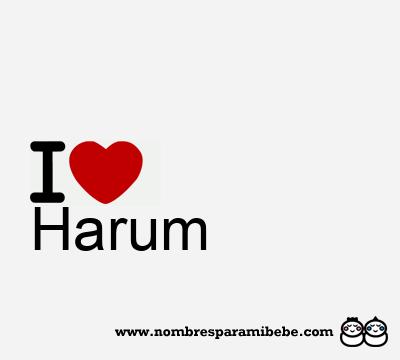 Harum