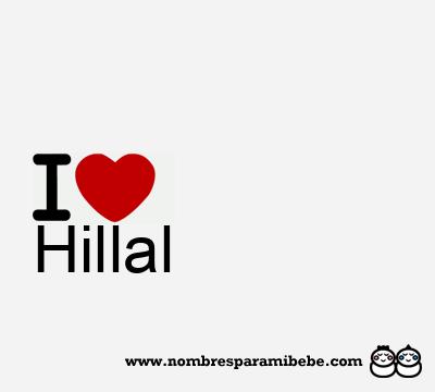 Hillal