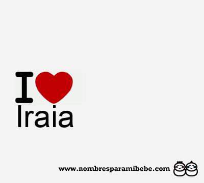 Iraia