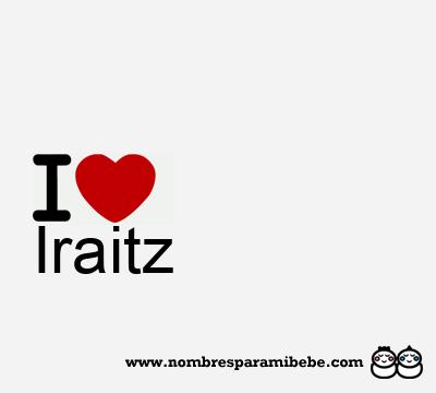 Iraitz