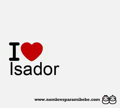 Isador