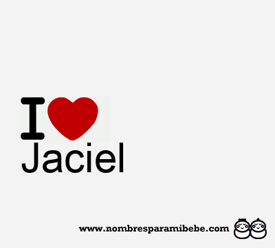 Jaciel
