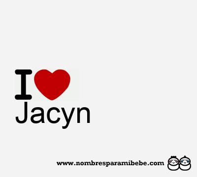 Jacyn