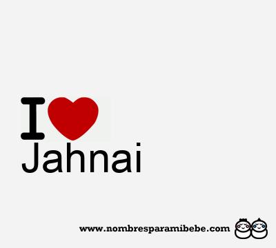 Jahnai