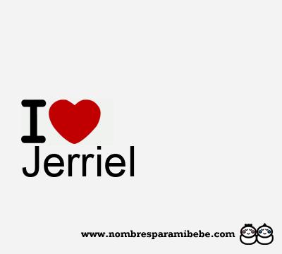 Jerriel