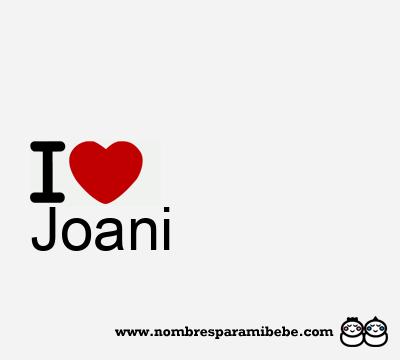 Joani