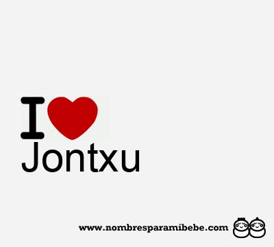 Jontxu