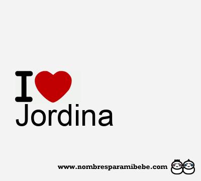 Jordina