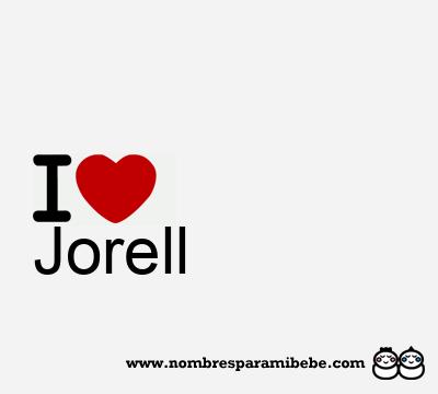 Jorell