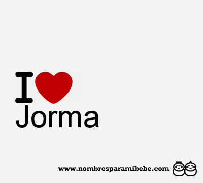Jorma