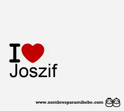 Joszif