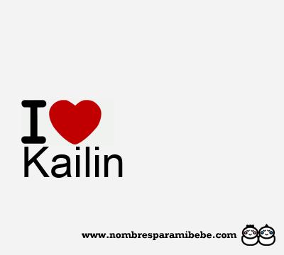 Kailin