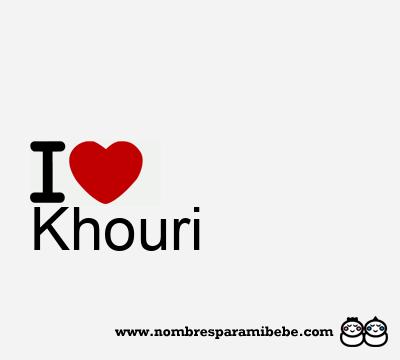 Khouri