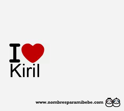 Kiril
