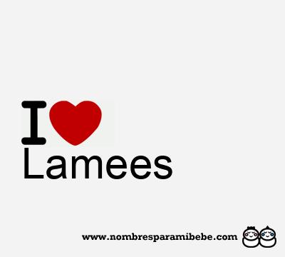 Lamees