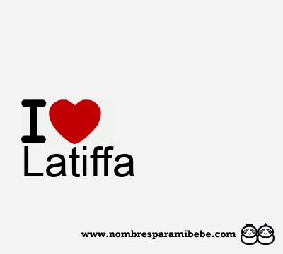 Latiffa