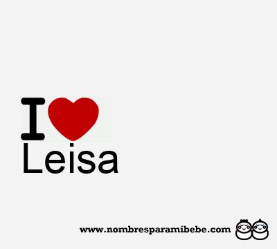 Leisa