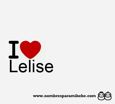 Lelise