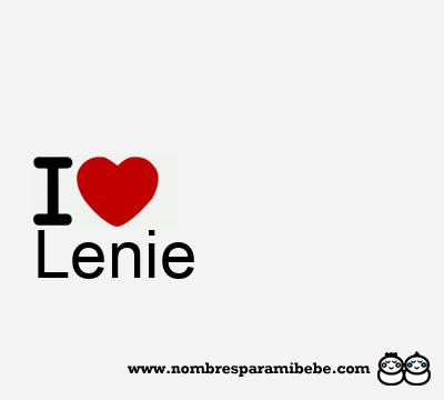 Lenie