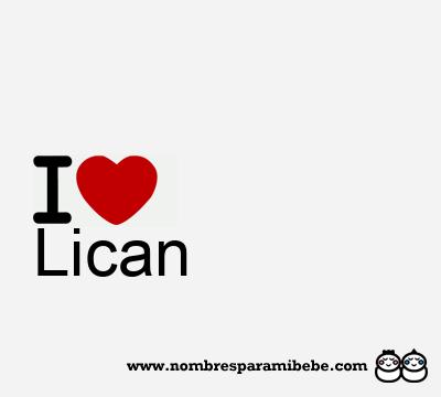 Lican