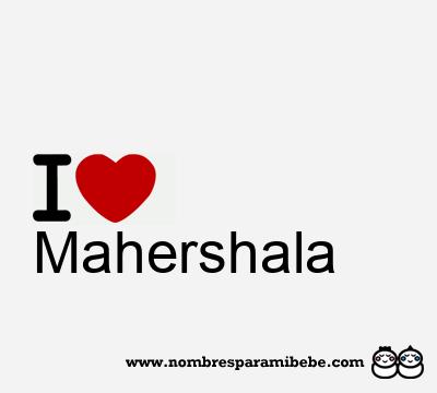 Mahershala