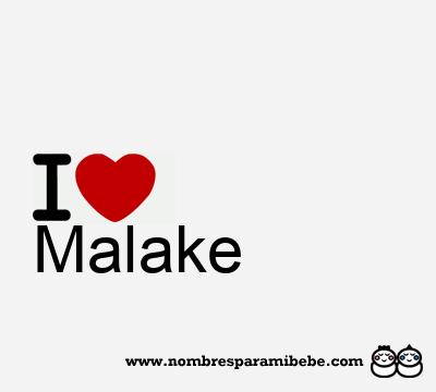 Malake