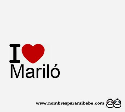 Mariló